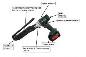 UL4000-D Ultra-Lok Tool